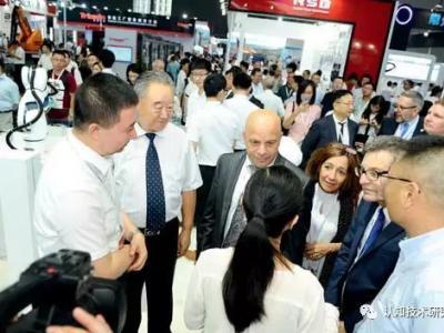 微链机器人上海展会