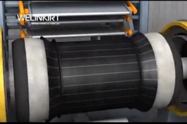 轮胎生产制造