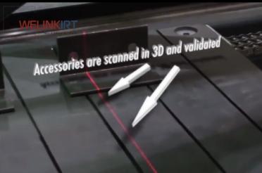 3D激光视觉焊接