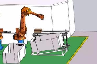 汽车座椅自动焊接上料解决方案