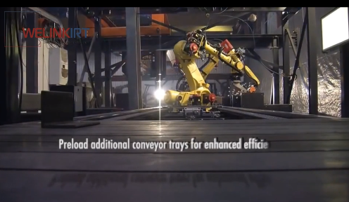 微链-werobotics robot welding