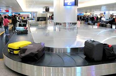 机场行李处理