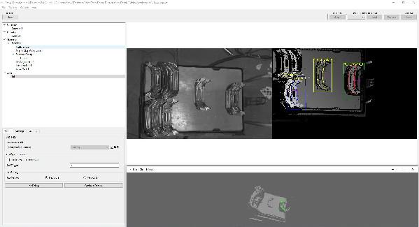 WEROBOTICS-300BinPicking箱拣顺序3D视觉引导