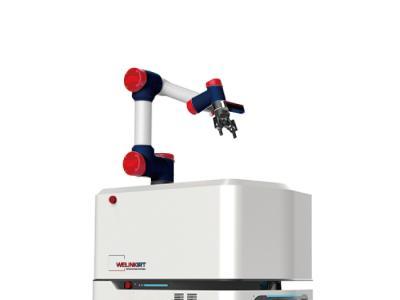 WEROBOTICS-AMR2 链3D视觉引导-移动机器臂高级版