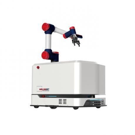 WEROBOTICS-AMR1 微链3D视觉引导-移动机器臂基础版