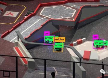 微链视觉解决码垛机器人能代替人工的最后一公里